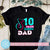 10 Tiktok Birthday Dad SVG, Tiktok Birthday SVG, Tik Tok Party SVG, Tik Tok SVG, Customized Birthday SVG, Tiktok Theme Party SVG