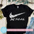 Nike Just Fick Dich SVG, Nike Logo SVG, Middle Finger SVG, Nike Fans Gift For Friend SVG