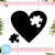 Autism Awareness Free SVG, Autism Heart Puzzle Free SVG Instant Download