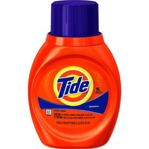 Tide Original 25 oz Case Pack 6