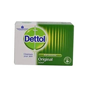 Dettol 100g Original 6 Count Case Pack 24