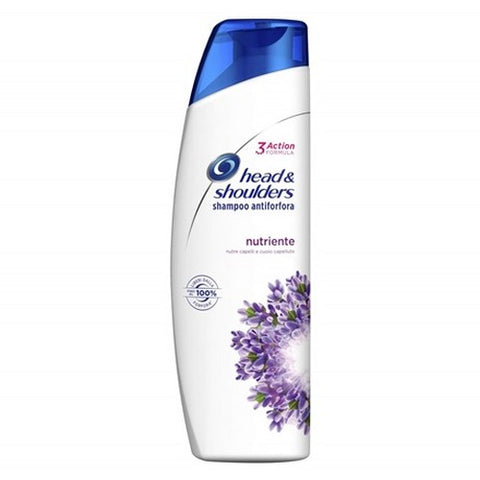 Head & Shoulders Shampoo Nutrient 400 ml Case Pack 6