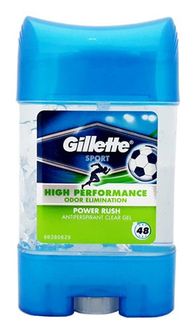 Gillette Deodorant  2.3 oz. Power Case Pack 6