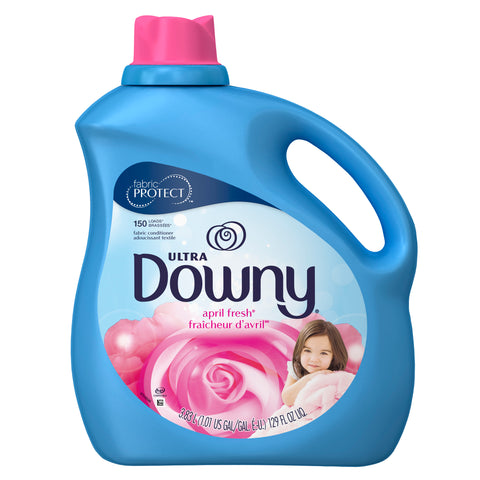 Downy Fabric Conditioner 129 oz Case Pack 4