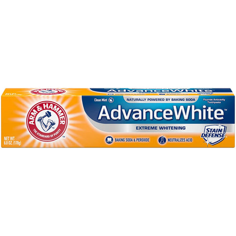 Arm & Hammer Tooth Paste Clean Mint 6 oz. Case Pack 12