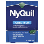 Vicks NyQuil 24 Count Case Pack 24