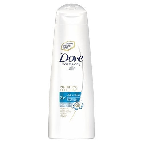 Dove Daily 2 In 1  250 ml Case Pack 6