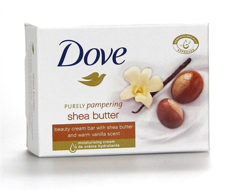 Dove Shea Butter 135 gm Case Pack 48