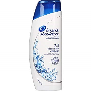 Head & Shoulders Shampoo Classic 400 ml Case Pack 6