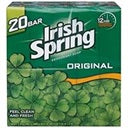 Irish Spring Orginal 3.75 oz Case Pack 4