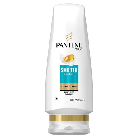 Pantene Conditioner Smooth 12 oz Case Pack 6