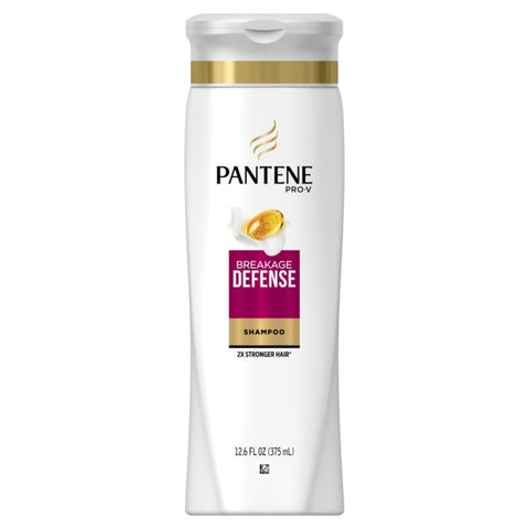 Pantene Shampoo Breakage Defense 12 oz Case Pack 6