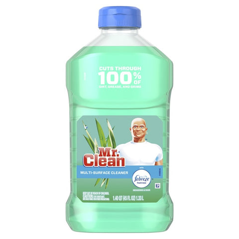 Mr. Clean Meadows 45 oz Case Pack 6
