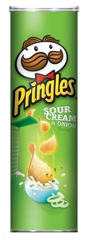 Pringles Sour Cream Case Pack 14