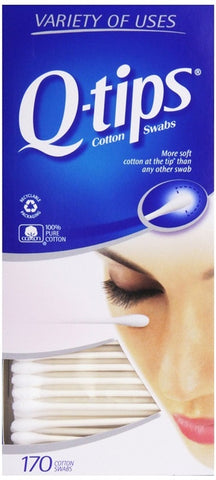 Q-Tips 170 Count Case Pack 144