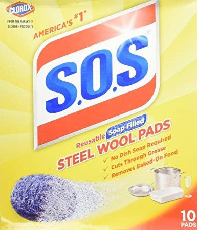 S.O.S. 10 Count  Case Pack 6
