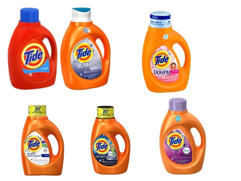 Tide Assorted 50 oz Case Pack 6