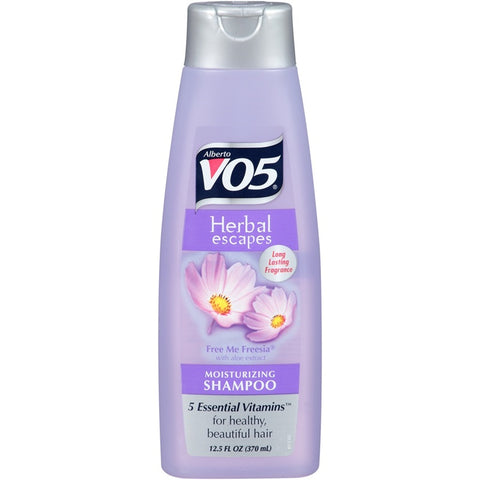 V05 Shampoo Fressia 12.50 oz Case Pack 6