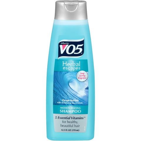 V05 Shampoo Ocean Refresh 12.50 oz Case Pack 6