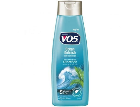 V05 Shampoo Ocean Refresh 12.50 oz Case Pack 12