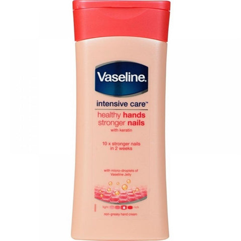 Vaseline Hard Nail 200 ml Case Pack 6