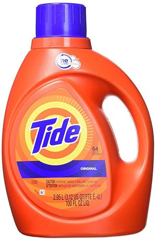 Tide Original 100 oz Case Pack 4