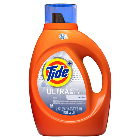 Tide Original 92 oz Case Pack 4
