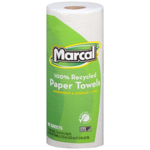 Marcal 80 Sheets 15 Rolls