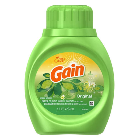 Gain Original 25 oz Case Pack 6