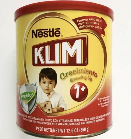KLM Milk Powder 12.6 oz Case Pack 24