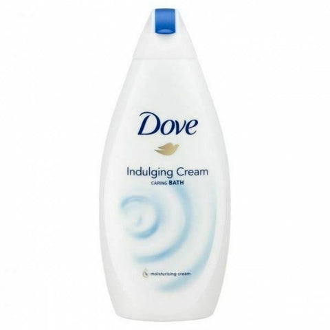 Dove Body Wash Indulging Cream 500 ml Case Pack 12