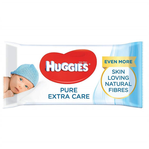 Huggies Baby Wipes 56 Count Case Pack 8