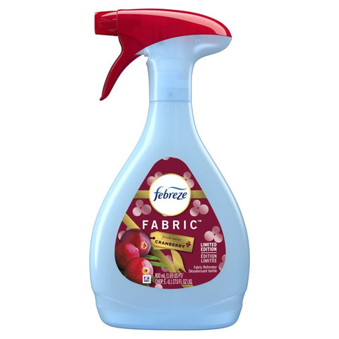 Febreze Cranberry 27 oz Case Pack 4