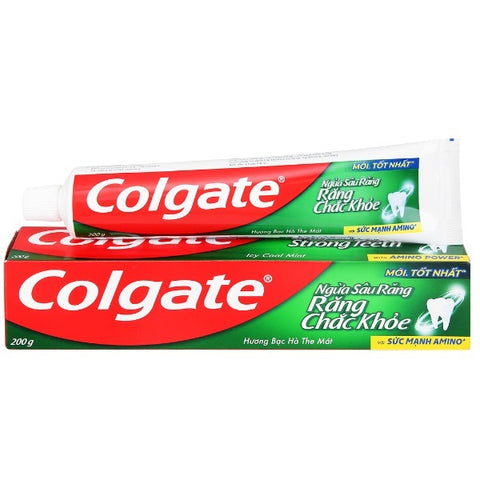 Colgate Icy Cool Mint 7 oz. Case Pack 36