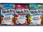 Welch's Fruit Snacks, Bulk Variety 2.25 oz Case Pack 16