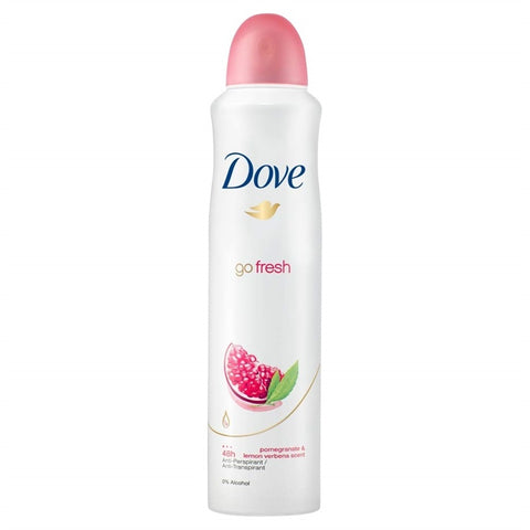 Dove Deodorant Pomegranate & Lemon 250 ml Case Pack 6