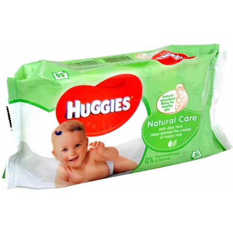Huggies Baby Wipes 56 Count Case Pack 10