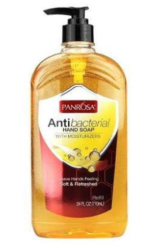Panrosa Hand Soap Gold 24 oz