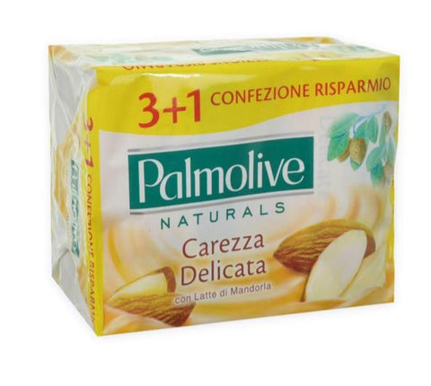 Palmolive Carezza 4 Count Case Pack 18