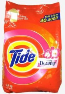Tide With Downy Powder 3.8 KG Case Pack 3
