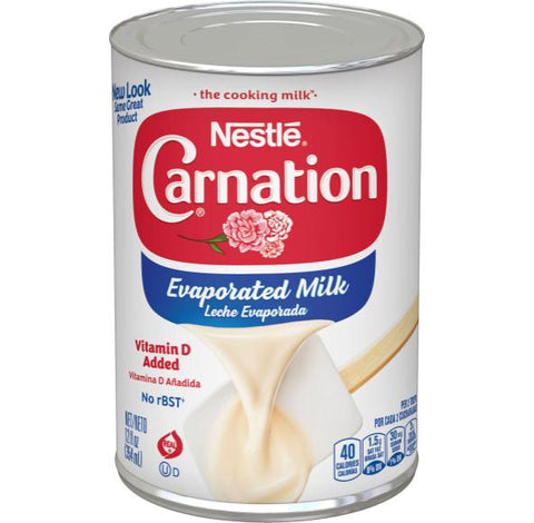Carnation Milk 12 oz Case Pack 8
