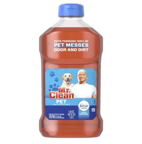Mr. Clean Pet 45 oz Case Pack 6