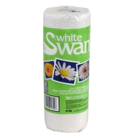 White Swan 75 Sheets Case Pack 30