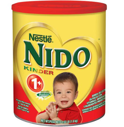 Nestle Nido 3.52 lb Case Pack 6