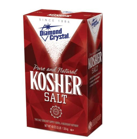 Diamond Salt 3 lb Case Pack 12