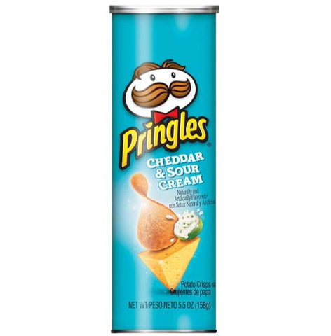 Pringles Sour Cream & Cheddar Case Pack 14