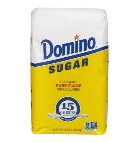 Domino 4 lb Sugar Case Pack 10