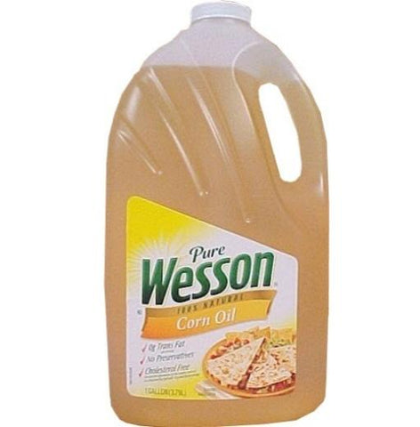 Wesson's Oil Case Pack 4