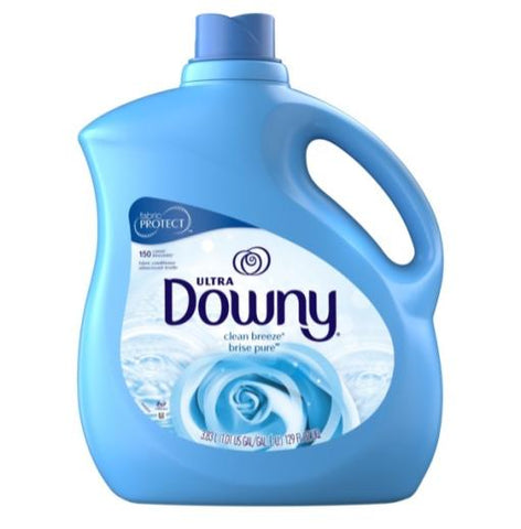 Downy Clean Breeze 129 oz Case Pack 4