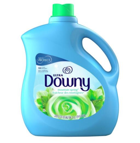 Downy Mountain Spring 129 oz Case Pack 4